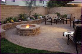 Backyard Ideas With Pavers Paver Ideas For Backyard Outdoor Goods