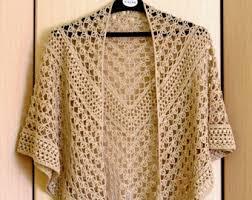 crochet wrap crochet shawl etsy