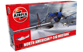 51d mustang airfix a01004a p 51d mustang 1 72