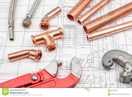 House Plumbing by Plan Plumber Stock Photo Image 47367051