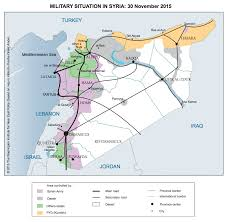 Palmyra Syria Map by These Maps Show How Ethnic Cleansing Has Become A Weapon In