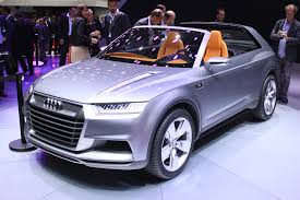 audi crosslane concept live photos 2012 paris auto show