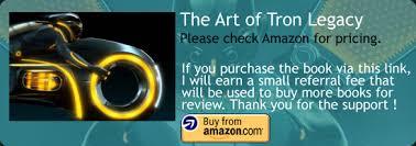 art tron legacy book review
