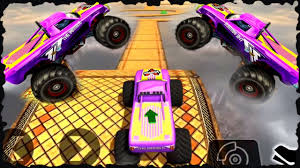 monster truck 3d racing games crazy monster truck legends 3d impossible monster truck levels