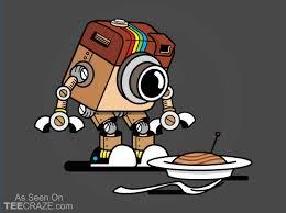 Toaster Boy Instaboy Through The Lens T Shirt Teecraze The T Shirt Gallery
