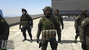 black ops ghost mask swat ghost team gta5 mods com