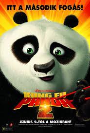 kung fu panda 2 2011 poster 1 trailer addict