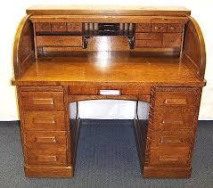 antique roll top desks new antique oak roll top desk