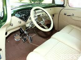 1956 chevy truck emerald beauty rod network