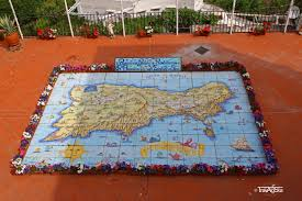 Map Of Capri Italy by The Isle Of Capri U2013 Island Of Love Arts And Wealth U2013 Travagsta