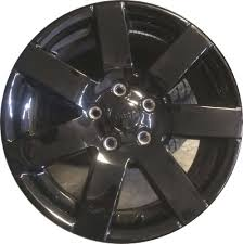 jeep rims black aly9115u45 jeep wrangler altitude wheel black 1tk93trmaa