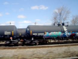 Trains In America Paintspotting In America Black Mark