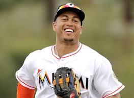 giancarlo stanton marlins jpg peter gammons stanton marlins have more to weigh than a dollar
