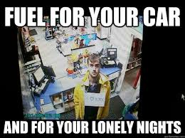Gas Station Meme - ruggedly good looking gas station clerk memes quickmeme