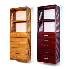 Closetmaid White Closet Tower With Drawers U2013 Aminitasatori Com