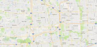Map Of Chicago Suburbs by Chicago Western Suburbs Rentals