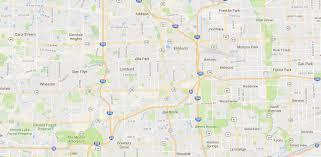 Bucktown Chicago Map by Chicago Western Suburbs Rentals