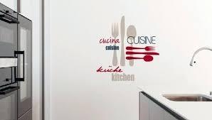 stickers pour meubles de cuisine stickers pour cuisine sticker cuisine couverts stickers pour