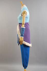 Korra Halloween Costume Avatar Legend Korra Korra Cosplay Costume Halloween Party