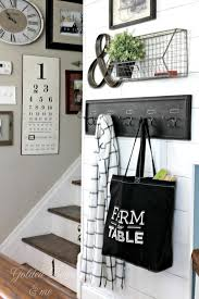 The Art Of Decorating A Front Entrance by Best 25 Entry Wall Ideas On Pinterest Small Entryway Decor