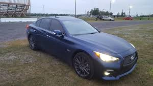 infiniti q50 stock 2016 infiniti q50 red sport 400 1 4 mile trap speeds 0 60