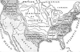 united states map with states on it the united states in 1812 archiving early america