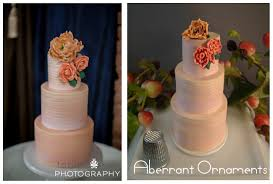 how to turn your wedding cake into an ornament woman getting married