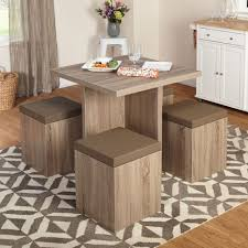 kitchen wonderful small dinette sets wooden kitchen table