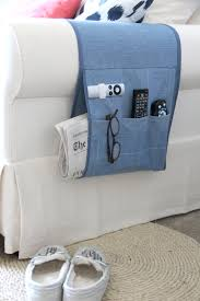 Armchair Sewing Caddy Pattern How To Make A Remote Caddy Remote Caddy Diy