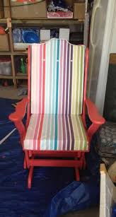 Red Rocking Chairs A Glossy Red Rocking Chair Red Rocking Chair And Rocking Chairs