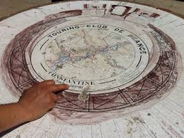 me where i am on a map romans hay