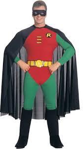 Red Robin Halloween Costume Amazon Rubie U0027s Costume Classic Batman Deluxe Robin Costume