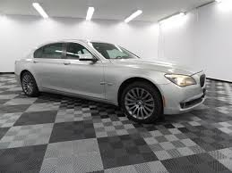 bmw 7 series 2012 pre owned 2012 bmw 7 series 750li xdrive 4d sedan in island