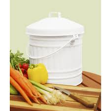 achla designs cp 02 kitchen compost pail walmart com