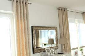 vorhang wohnzimmer modern haus design ideen