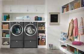 Laundry Room Storage Cabinets With Doors by Laundry Room Storage Ideas Pinterest 2 Best Laundry Room Ideas