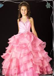 pageant dresses for sugar by macduggal glitter pink sequin pageant dress 4772s