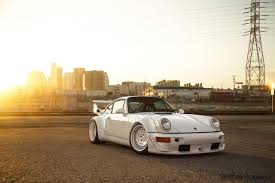 porsche 964 white porsche 964 u2013 white noise u2013 automotive tuner