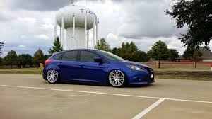 bagged the gs page 2 my bagged mk3 focus on rotiform blq u0027s ford focus forum ford