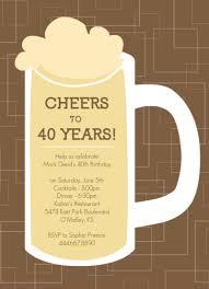 40th birthday invitation for men u2013 orderecigsjuice info