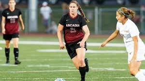 women u0027s soccer tops washington and lee 2 1 arcadia university