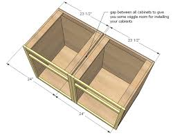 how to build bottom cabinets kitchen base cabinets 101 white