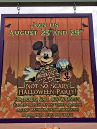 mickey s not so scary halloween 2017 mickey u0027s not so scary halloween party 2017 opening night theme