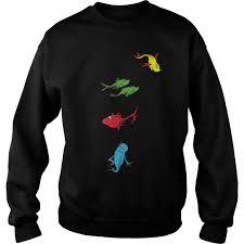 fish sweater dr seuss one fish two fish sweater teerana