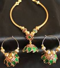 kerala style earrings youth collections makeing