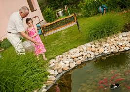 How To Build A Fish Pond In Your Backyard How To Build A Water Fountain In Your Backyard Clayton Blog