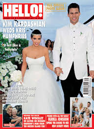 Photo Albums For Wedding Pictures The Official Photo Album Of Kim Kardashian And Kris Humphries U0027s