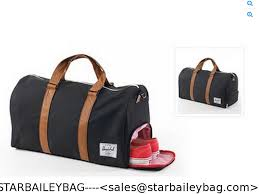 travel shoe bags images Sports duffle bag with shoe compartment travel shoes bag jpg