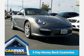 2010 porsche boxster used 2010 porsche boxster for sale pricing features edmunds