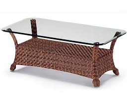 rattan coffee table outdoor rattan coffee table round cole papers design make a rattan